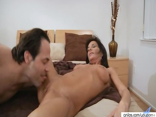 hardcore big tit milf wishes hot load