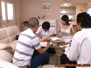 miki sato real asian mother part0