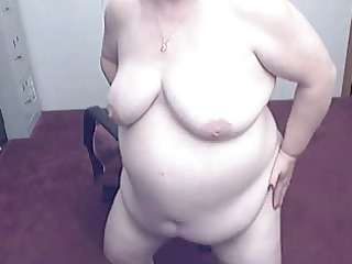 fat granny in a webcam r63