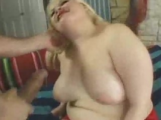 recent plump big beautiful woman wife with