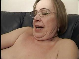 granny can semen