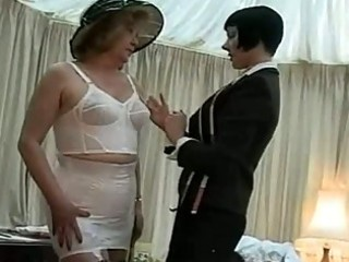 underware fitting for a mature lady
