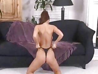 nikki nova--nice striptease