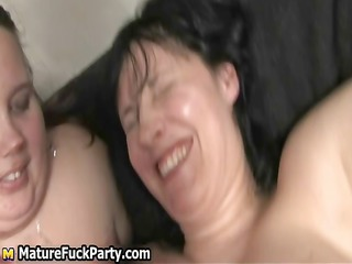 mature old mellow and plump sluts fuck part4