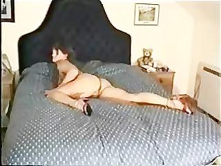 jean bare in high heels