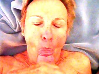 valuable granny cocksucker