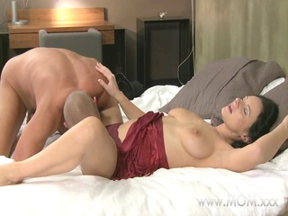 mommy wife bonks her toyboy