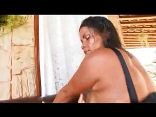brazilian mommy with giant gazoo