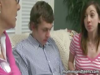 legal age teenager bonks with stepmom alexandera