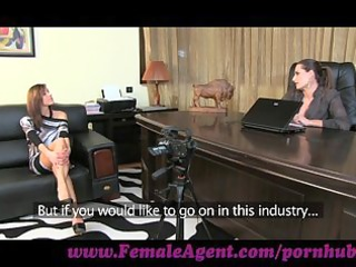 femaleagent. gorgeous and game for everything