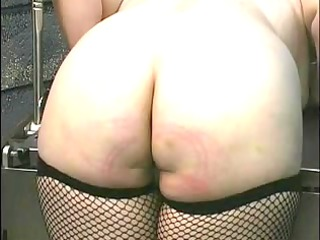 mature large pretty woman blonde gets tortured in