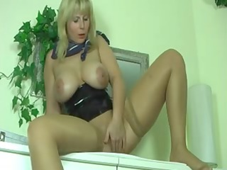 mature german squirter doxy