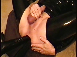 double fist wife wrecks my arse