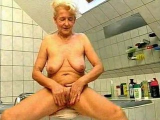 just another day fucking a wicked german grandma