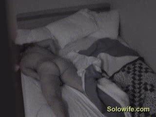 infrared webcam catches wife masturbating