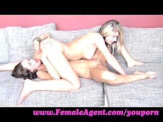 femaleagent. 56 is divine