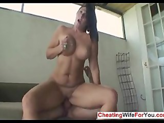 breasty mama fuck sons friend