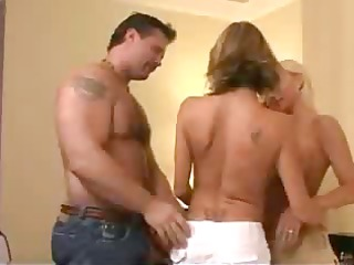 brandi love and hubby include busty blond
