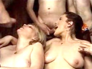 mamie gang group-sex 40
