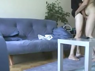 submissive wife face fuck coarse dog style abased