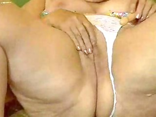 old wench masturbating in front of me !