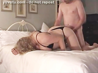 wife takes it doggy style 115