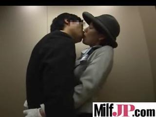 japanese milfs receives banged indeed hard