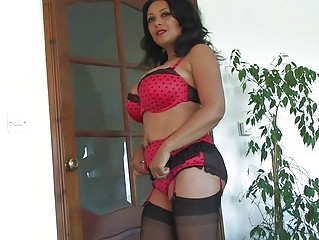 heavy chested darksome haired mother i in