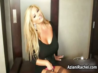 hawt mother i golden-haired with large boobs part7