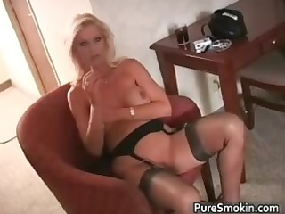 sexy hawt breasty milf great tits receives part10