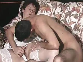aged brunette in hot underclothes wouldn`t mind