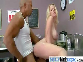 hawt milf receive screwed hard by dark cock