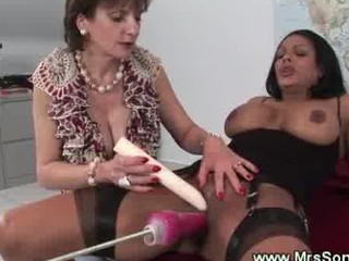 older agonorgasmos from sex machine