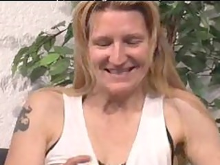 granny skinny blond copulates aged mature porn