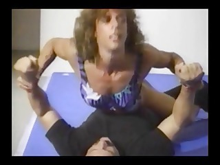mixed wrestling-part 2