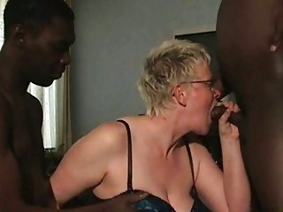 darksome boyz oral-stimulation from older white