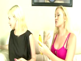 slutty blond mom and daughter amateurs