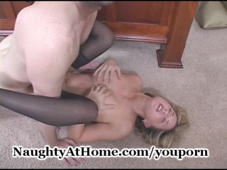 wife acquires huge load of cum