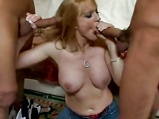 blond momma bethany sweet takes one weenie at a