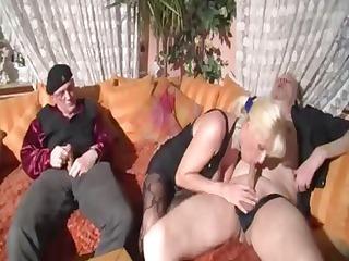 optimistic sausage jockey with an appetizing lap