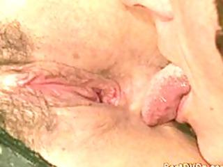 anal craving milf in darksome stockings