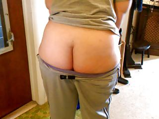 wifey jiggles big arse some greater amount