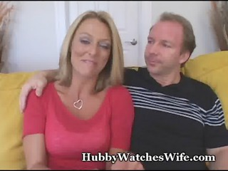 younger guy fucks mature cum-hole