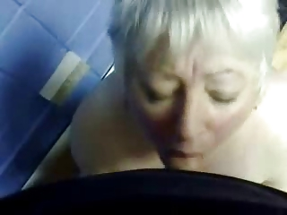 cumming in mouth of my aged wife