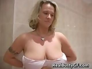 large jiggy titties mother i showering