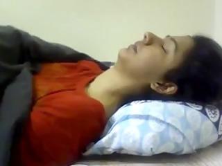 hawt bangladeshi wife sabina pleased herself