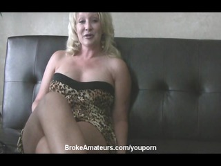 non-professional milf st porn movie