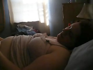 wife with fresh toy