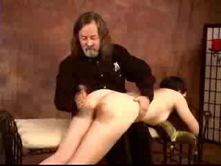 aged flogging