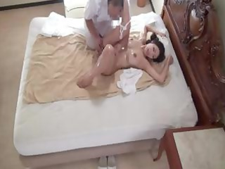 japanese wife reiko gets a wonderful oiled up